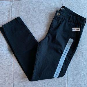 NWT Old Navy | Black Skinny Pants | 8